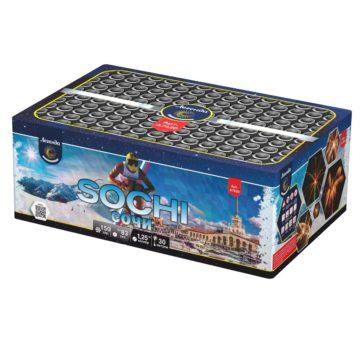 Батарея салютов Легенда Сочи (A7620)