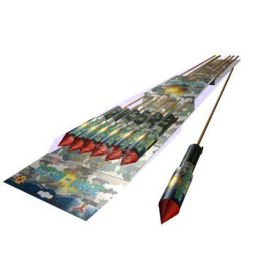 Пиротехнические ракеты Галактика Земля-воздух A2035