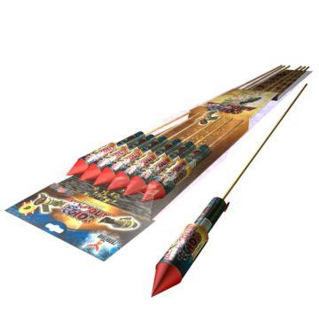 Пиротехнические ракеты Галактика Союз-Аполлон A2036