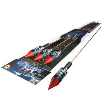 Пиротехнические ракеты Галактика Большая медведица A2055