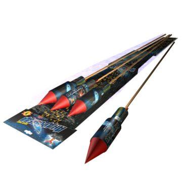 Пиротехнические ракеты Галактика Андромеда A2060